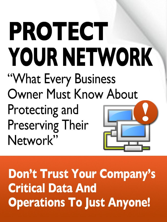 Protect Your Network Security Free Report